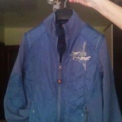 Ceket fleece p152 Outventure pazarlığı