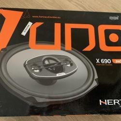 Автомобильные колонки Hertz Uno X 690