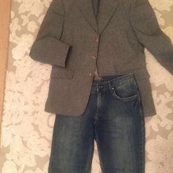 Ceket + kot