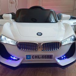 BMW premium elektrikli otomobil
