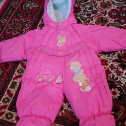 Overalls children's size 6