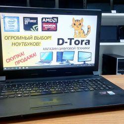 Φορητός υπολογιστής Lenovo με ισχυρό i5 και AMD 2Gb Gaming