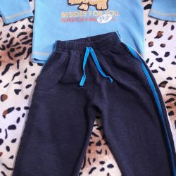 Suit for a boy for 3-4 years