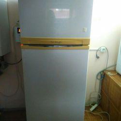 Refrigerator Supra 2x chamber (Japan)