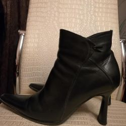 Ayak bileği botları demi-season ve bir hediye.