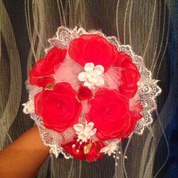 Red bouquet doubler
