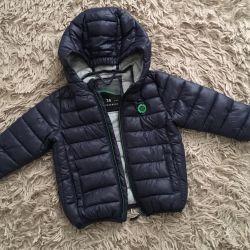 Jacket reserved 74r