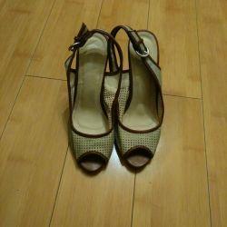 Sandals 38r.