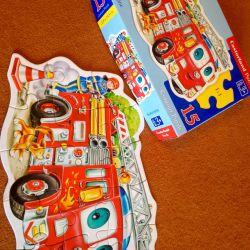 puzzles plus developmental tasks