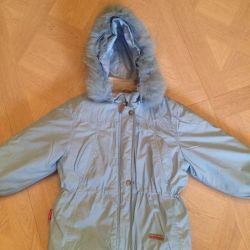 Finnish down jacket