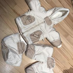 Jumpsuit / φάκελο