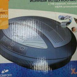 AirComfort Air Cleaner