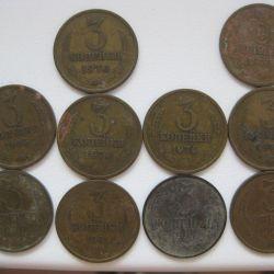 Pennies 1924 ... 1957
