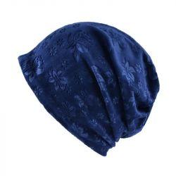 Women's winter velvet hat