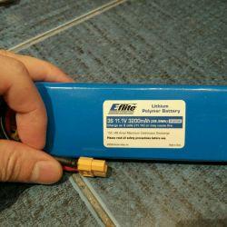 АКБ E-flite 3S 3200mAh 12C НОВИЙ