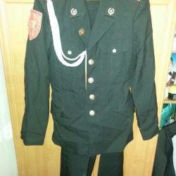 cadet full dress