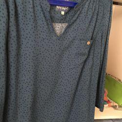 μπλούζα n p.52-54 νέα βισκόζη