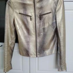 Leather jacket balizza