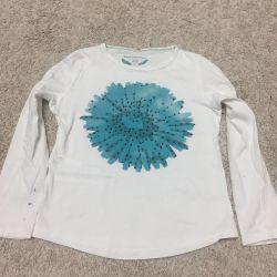 T-shirt με μακρύ μανίκι Mango 5-6