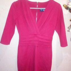 Платье красное. Обмен