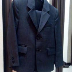 Suit gray r.134