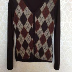 Pulover tricotat Turcia, dimensiune 44