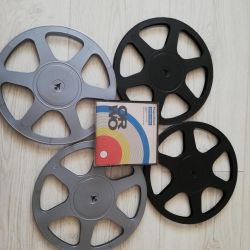 I will sell tape reels