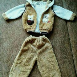 Costum pentru copii și copii noi