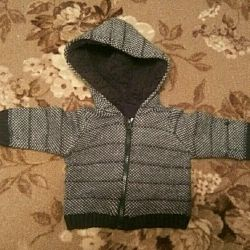 Sıcak ceket (62 cm, 4-6 ay)