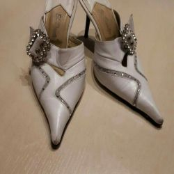 Shoes 👠 leather times 38-39