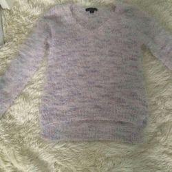 Warm fluffy sweater s