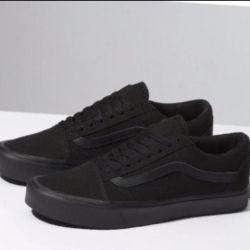 Spor ayakkabı Vans Old Skool hepsi siyah