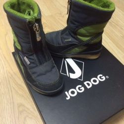 Winter branded boots very warm used