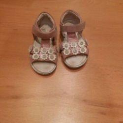 sandals zebra p. 25
