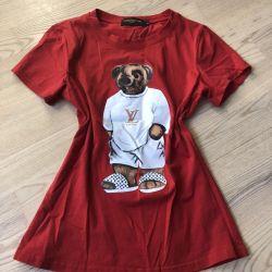 Κόκκινο μπλουζάκι