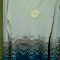New sweater Colletto Bianko