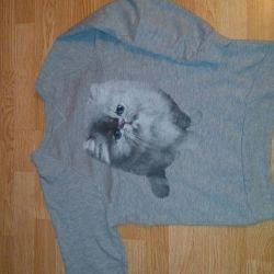Bir kedi ile Svitshot, s.42-44-46