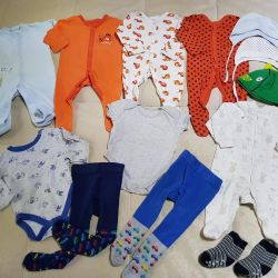 Things for baby 0-6 months.