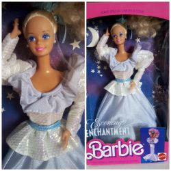 Evening barbie