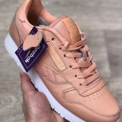 Τα πάνινα παπούτσια είναι φυσικά νέα