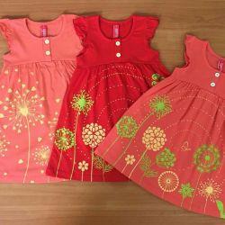 Платье 92-98-104-110-116-122-128-134-140