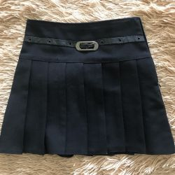 Skirt for a girl of 7 years, size 122 cm!