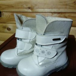 Children's boots for girls