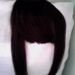 Doğal saçlardan bir patlama.