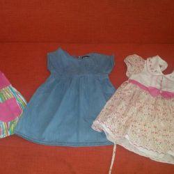 Dresses (package), 86-92
