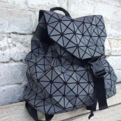Backpack with reflective elements
