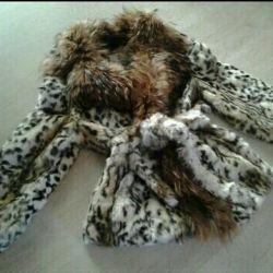 Fur rabbit