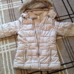 Куртка на девочки