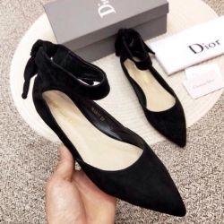Dior Alçak Topuklu