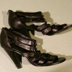 Stylish shoes.